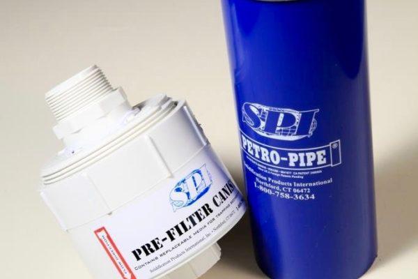 PETRO-PIT® filtre à hydrocarbures pour drainage de bacs de rétention