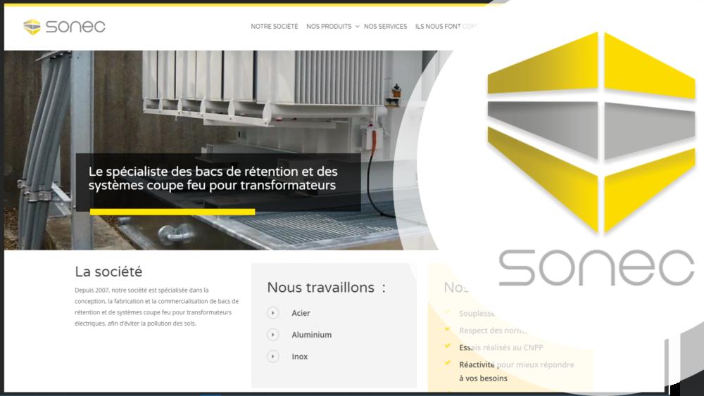 Fin 2018 SANERGRID a procédé à l'acquisition de SONEC